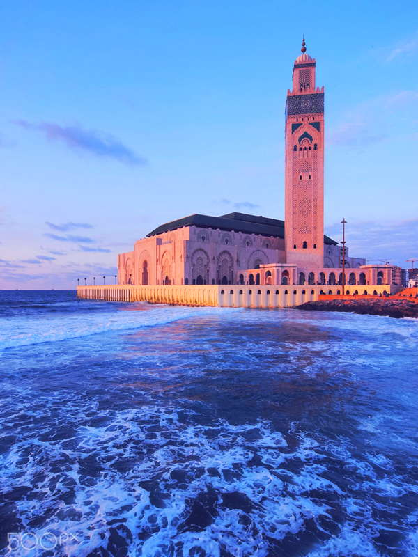 4 days from Casablanca to chefchaouen the blue city